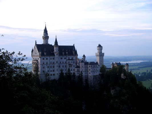 Castello Ludwig II, Baviera, Germania