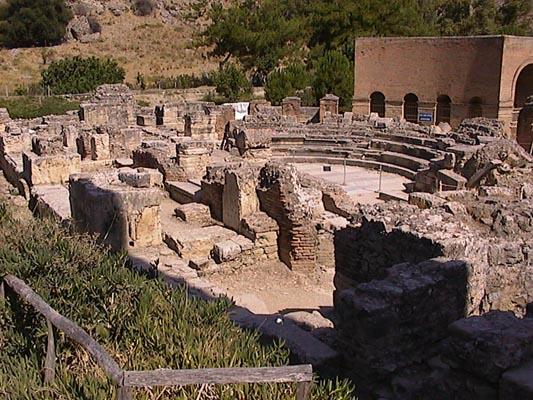 antica città di Gortys