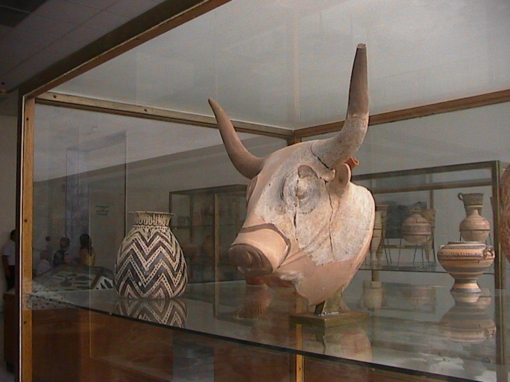Iraklion Heraklion museo