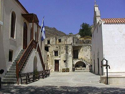 monastero Moni Preveli
