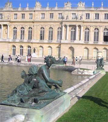Palazzo reale di Versailles immagini Reggia giardini