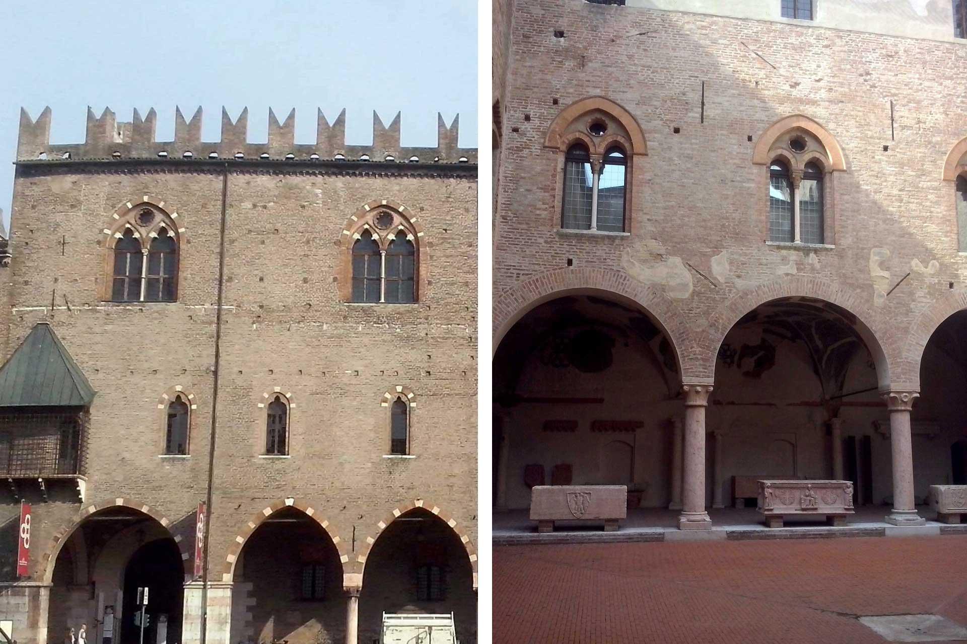 Mantova capitale rinascimento italiano palazzo ducale dei Gonzaga
