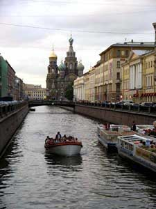 Arte nel Nord Est Europa - Il museo hermitage a san Pietroburgo, il palazzo di Caterina a Peterhof