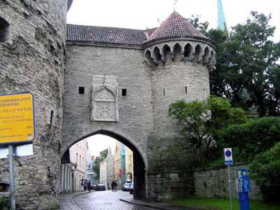 arte a Tallinn nelle repubbliche Baltiche