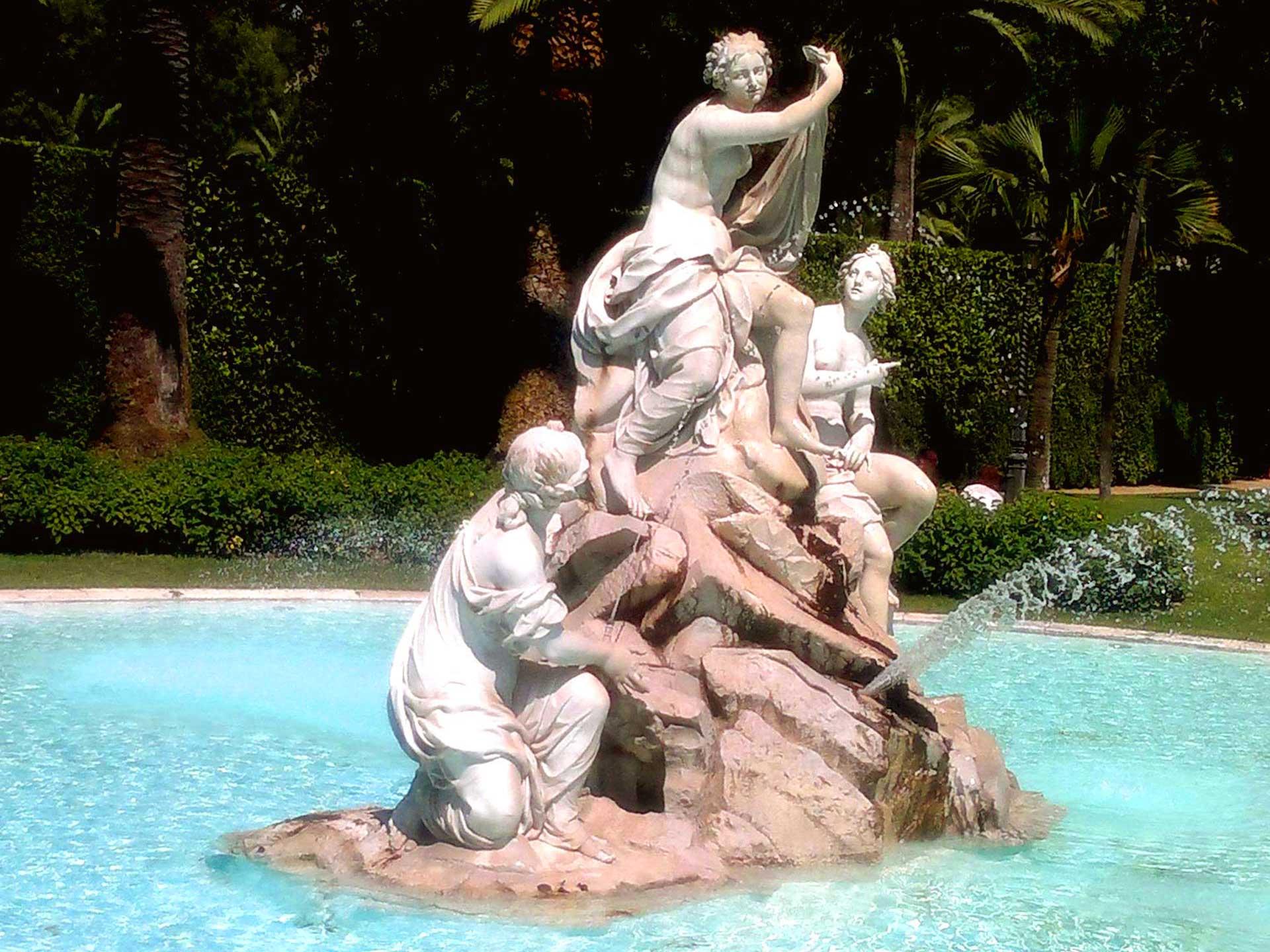 giardini italiani Quirinale